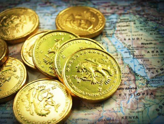 Things that affect the value of gold